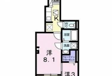 ブラン 105号室 (豊明市 / 賃貸アパート)