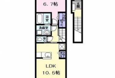 エスペランサ助光II 203号室 (名古屋市中川区 / 賃貸アパート)