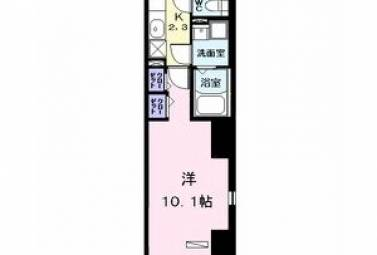 BRIO 名南 1001号室 (名古屋市中村区 / 賃貸マンション)
