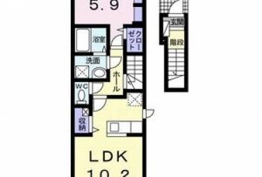 コーラル ウエスト 201号室 (名古屋市南区 / 賃貸アパート)