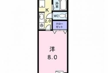 メゾン・ラスター 206号室 (名古屋市中村区 / 賃貸マンション)