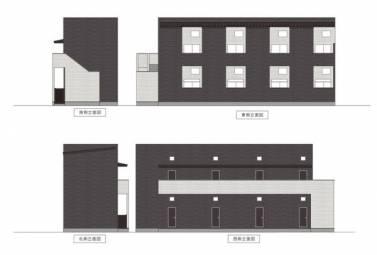 pavillon honnte biwaji 201号室 (名古屋市西区 / 賃貸アパート)