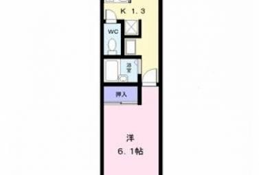 メゾン花池 102号室 (名古屋市中川区 / 賃貸アパート)