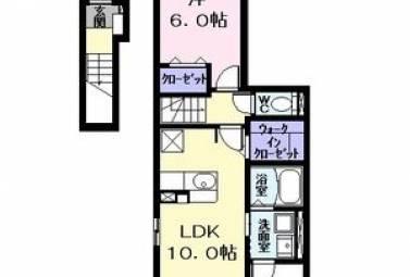 カーサ・ソラーレ 203号室 (名古屋市中川区 / 賃貸アパート)