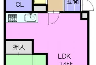 グリーンロワール 102号室 (名古屋市緑区 / 賃貸マンション)
