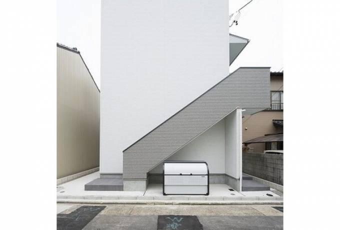 ブランフィーユ 202号室 (名古屋市中村区 / 賃貸アパート)