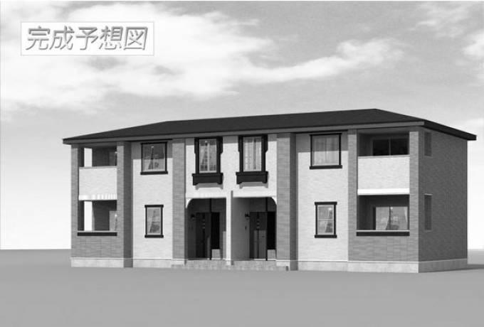 マリッチM&TII 201号室 (名古屋市北区 / 賃貸アパート)