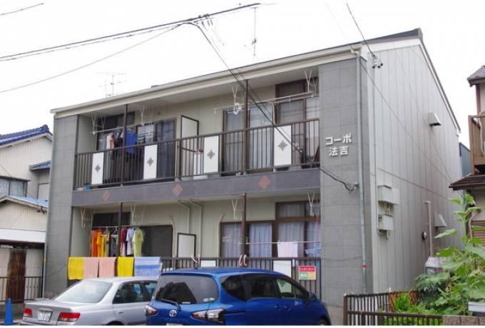 コーポ第1法吉 201号室 (名古屋市中川区 / 賃貸アパート)