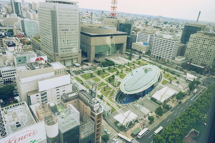 都心とのほどよい距離感に住む、久屋大通駅
