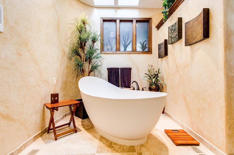 賃貸物件でもOK!100均の物だけでおしゃれなお風呂場にリメイクする方法