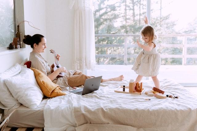 ママのイライラも解消!子供の朝の身支度をスムーズにする4つの工夫